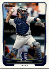 2012 Bowman Baseball #134 Alex Avila Detroit Tigers