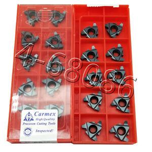 22IR 6TR BMA carbide insert Internal tool lathe turning Threading inserts SNR