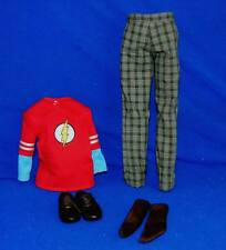 """Sheldon Cooper First Edition outfit Only Tonner 17"""" Matt body Big Bang Theory"""