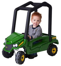 New Tomy John Deere Get Around Gator Toddler Ride On Push Vehicle