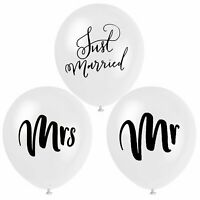 "Rose Gold Mr And Mrs Script Banner 59/"" Big Jumbo Foil Balloon Decoration"
