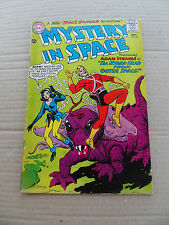 Mystery In Space 95 . Adam Strange . DC 1964 . FN