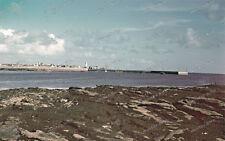 Farb Dia-AGFACOLOR-2.WK-Guilvinec-Bretagne-Finistère-Quimper-Atlantikküste-3