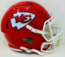 Tyrann Mathieu Autographed Kansas City Chiefs Speed F/S Replica Helmet JSA Au...