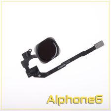 Home Button Flex Kabel ID Sensor Touch Ersatz menue Taste schwarz IPhone 5S