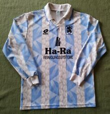 1860 MUNICH MUNCHEN GERMANY 1992-94 LONGSLEEVE FOOTBALL SHIRT TRIKOT LOTTO M