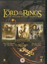 Lord Of The Rings Motion Picture Trilogy Film Edition triple 3 DVD New/Sealed