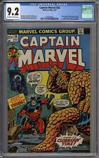 Captain Marvel #26 CGC 9.2 (OW-W)
