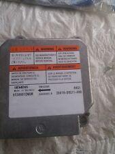 Suzuki Ignis Airbag control Modual/ECU 2004-7 4GRP 38910-86G11-000