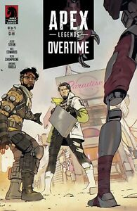 APEX LEGENDS OVERTIME #1 (OF 4) PRE-ORDER FOR EARLYJUNE BP
