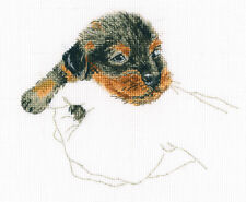 Counted Cross Stitch Kit RTO M818 - Warmth in palms