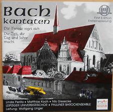 Bach - Kantaten - Die Freude reget sich BWV 36b - Die Zeit, die Tag und - CD neu