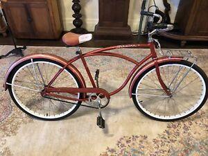 """Vintage Schwinn Typhoon 26"""" Mens 1963 bicycle"""