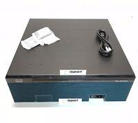CISCO3925-SEC/K9 - Cisco 3925 Security Bundle w/SEC license PAK