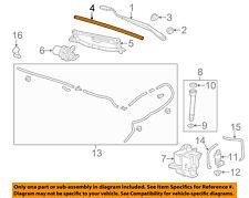 Chevrolet GM OEM 12-18 Sonic-Wiper Blade 95228810