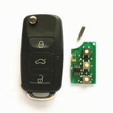 Remote Key fob for VW VOLKSWAGEN 1J0959753AH 5FA008399-10 HELLA 434MHZ