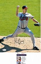 Greg Maddux Signed Atlanta Braves 11x14 Photo JSA Certificate of Authenticity