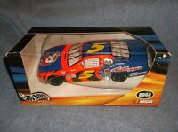 2002 HOT WHEELS RACING NASCAR #5 KELLOGGS 1:24 SCALE DIECAST CAR 54772 - NEW