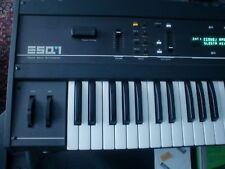 Ensoniq ESQ 1 Vintage Rarität aus 1986 Top-Zustand