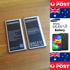 Samsung S5 Battery I9600 EB-BG900BBC 2800mAh Quality with NFC Local Seller!