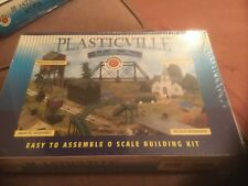 Bachmann O Scale Union Station Plasticville Kit 45976 NEW/SEALED