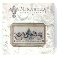 Mirabilia CRYSTAL CHRISTMAS MD 28 Nora Corbett 1997 Cross Stitch Chart Pattern