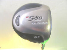 Taylor Made R580 Titanium 9.5 Degree Driver. Stiff Flex MAS 60 Graphite.