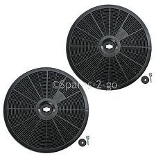 2 carbonio filtri carbone per Caple 5700 S900 Cappa Elica SFIATO Estrattore