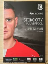 Stoke City Premiership Home Teams S-Z Football Programmes