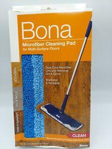 Bona Microfiber Cleaning Pad for Hardwood, Stone, Tile, Laminate & Vinyl Floors