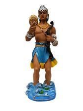 """12"""" Orisha Logun Ede Statue Santeria Lucumi African God Figure Figurine Logum"""