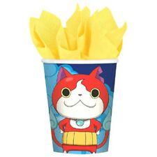 Yo-Kai Watch 8 p oz Hot Cold Cups Birthday Party Yokai