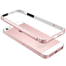 For iPhone SE 5 5s Shockproof Metal Case Aluminum Bumper Cover Full Protection