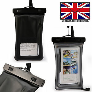 Waterproof Underwater DRY BAG Pouch Case with sensor For Sony Xperia L3