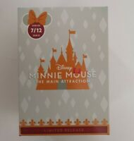 Disney Minnie Mouse Main Attraction King Arthur Carousel Magic Band July MMMA