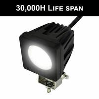 10W CREE LED Work Light Bar Flood Beam 4WD Reverse Lamp 12V 24V New Brand