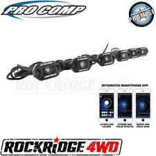 Pro Comp RGB 6 LED 9W Rock Light Kit - 76501RGB - Universal Truck Jeep 4x4