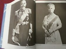 KING GEORGE V 1910-1935 STORY of 25 EVENTFUL YEARS ILLUSTRATED H/BACK 528 PAGES