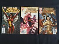THE NEW AVENGERS LOT 14 17 18 2006. GREAT HIGH GRADE COPIES!