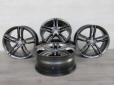 Für Audi A6 Lim/ Avant 4G 4G2 4G5 C7 19 Zoll Alufelgen MAM A1 PP ET30 Grau Q222