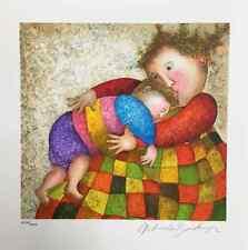 "Graciela Rodo Boulanger ""Amour Tendress"" HAND SIGNED / # from NINOS NINOS suite"