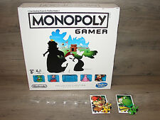 Monopoly Gamer Collector's Edition *** READ *** w/ Mario Kart Game Pieces