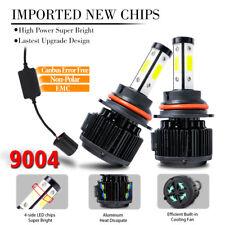 New listing 9004 Hb1 4side Led Headlight Bulb Hi Low Beam Super Bright 1800W 270000Lm Canbus(Fits: Isuzu)