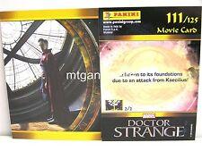 Doctor Strange Movie Trading Card - 1x #111 Movie card-TCG