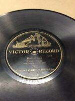 "1904 Victor Record 10"" 78rpm FREE SHIPPING B50S20"