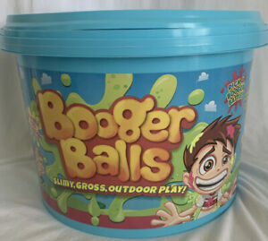 Booger Balls Ultimate Battle Pack Slimy, Gross, Outdoor Play!  Letica
