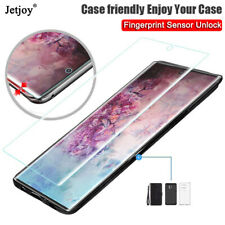 Hydrogel Screen Protector Soft Film For Samsung Galaxy Note 10 S10 S9 S8 Plus