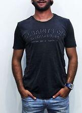 AllSaints Women's Cotton Short Sleeve Basic T-Shirts for Men