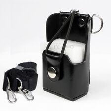 Portable Hard leather Case For Motorola Radio GP328+ GP638+ GP388 Walkie Talkie