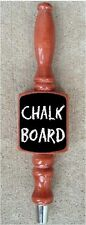 Chalkboard Chalk Board Beer Tap Handle knob tapper for Kegerator or Faucet
